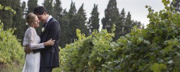 Un mariage en Italie aux airs de Toscane