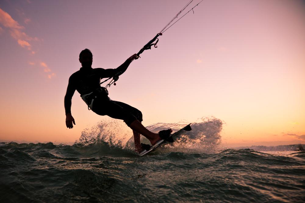 matériel de kitesurf d'occasion