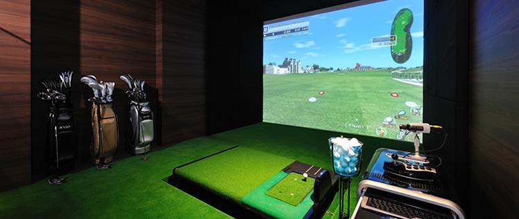Simulateur de golf : le sport accessible à tous