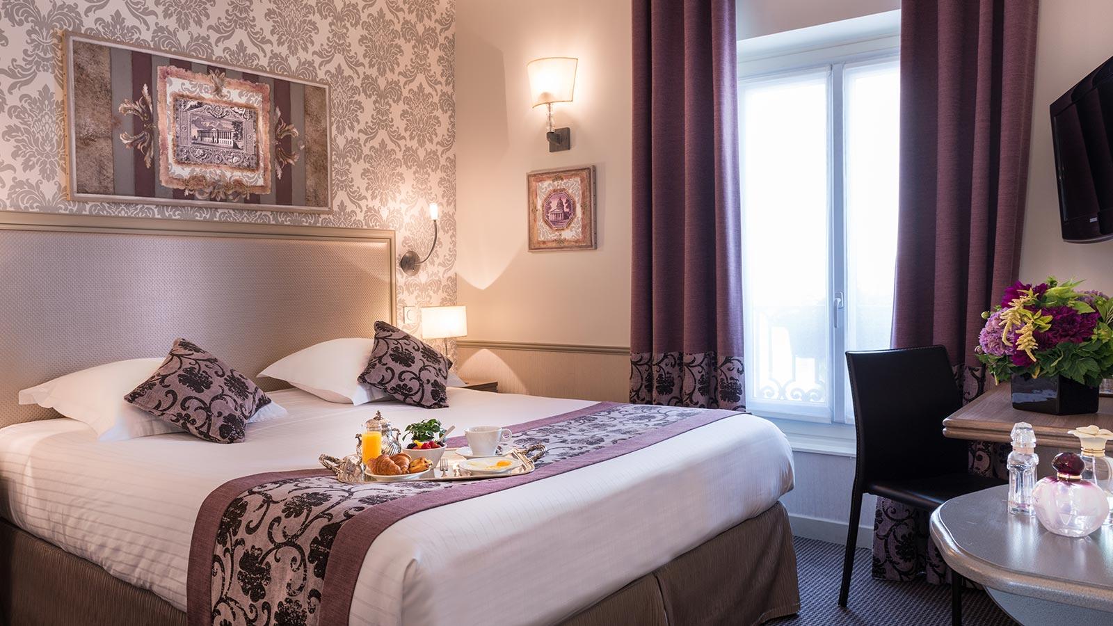 reservation hôtel 4 etoiles paris