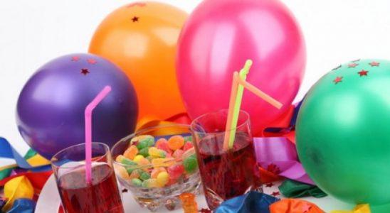 Organiser un anniversaire plein de jeux pour les d'enfants