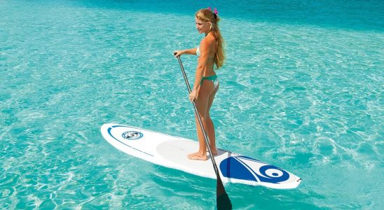 stand up paddle, un sport en devenir