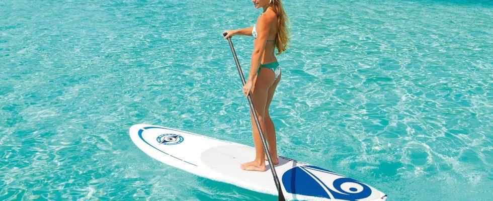 stand up paddle, un sport en devenir